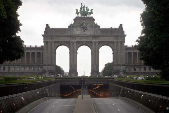 Drie tunnels in Brussel weer open