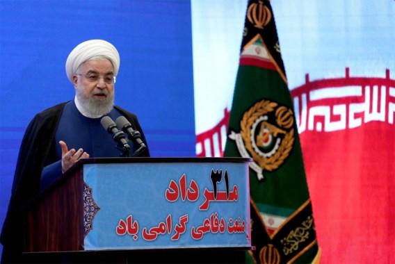 Iran wil dan toch niet praten met Trump