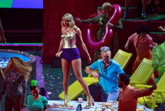 Billie Eilish, Taylor Swift en Ariana Grande winnen MTV Video Music Award