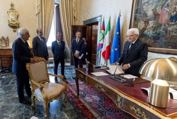 Vijfsterrenbeweging en Partito Democratico vormen nieuwe Italiaanse regering