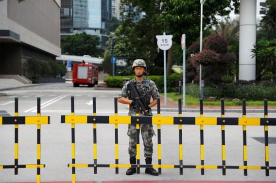 Politie Hongkong verbiedt grote manifestatie