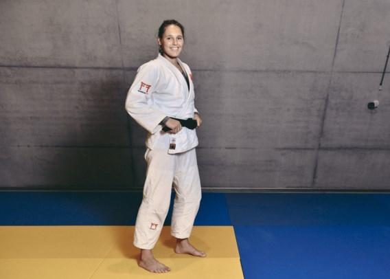 Gabriella Willems en Roxane Taeymans moeten snel inpakken op WK judo