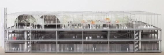 Brussels architectenbureau blaast Abattoir nieuw leven in