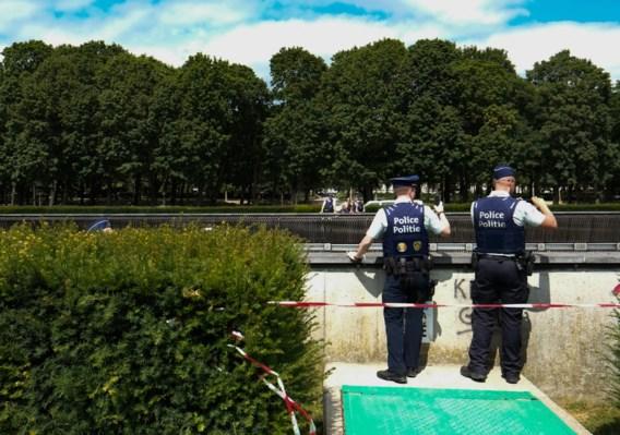 Brusselse politie flitst zonder camera