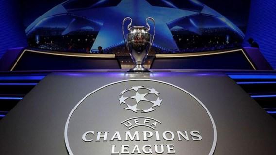 Dit zijn de tegenstanders van Club Brugge en Genk in de Champions League