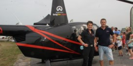 Helikopterschool in gemeente van de Seaking