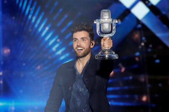 Rotterdam organiseert volgend jaar Eurovisiesongfestival