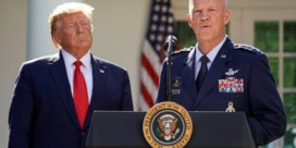 Trump lanceert ruimtecommando