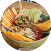 Samba-smoothiebowl van Livin' Room