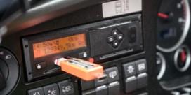 Software schakelt tachograaf uit