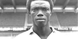 Mamadou Tew, voormalig cultheld bij Club Brugge, overleden op 59-jarige leeftijd