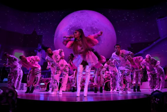 Ariana Grande annuleert meet-and-greet in Antwerpen door paniekaanval