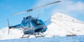 Helikopter crasht in Noorwegen: zes doden