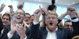 AfD verankert zich in Oost-Duitsland