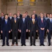 Een bonte miniregering vraagt heel veel politieke moed