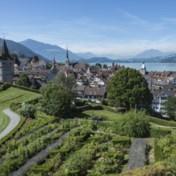 Zwitserland richt zich op financiële cloud