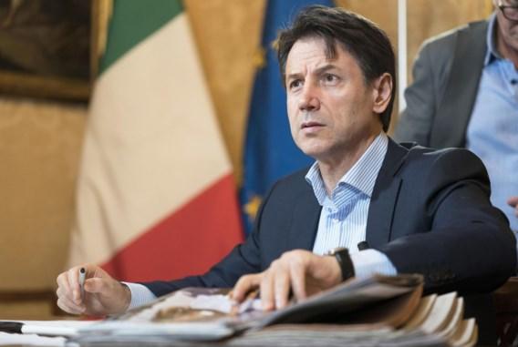 Online stemming over nieuwe Italiaanse regering