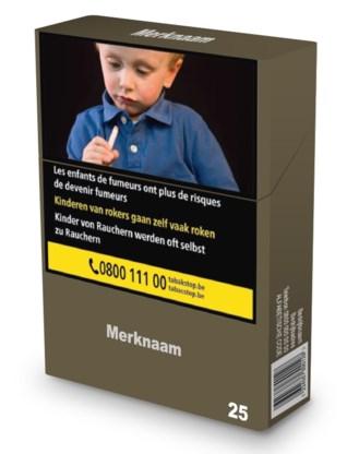 Factcheck. Is er geen wetenschappelijk bewijs dat neutrale sigarettenpakjes minder doen roken?