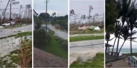 Orkaan Dorian geselt Bahama's