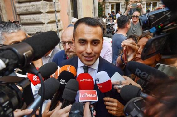 Leden Vijfsterrenbeweging keuren nieuwe Italiaanse regering goed