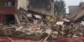 Eerste beelden na explosie in Wilrijk