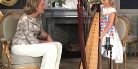 Koningin Mathilde maakt tv-debuut in programma Bart Peeters