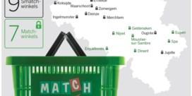 Match en Smatch willen 210 banen schrappen