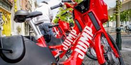 Uber haalt e-bikes weg uit vier Brusselse gemeenten