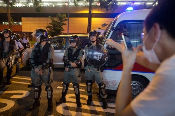 Opnieuw confrontaties tussen betogers en politie in Hongkong