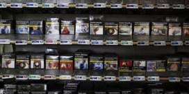 'Geen bewijs dat mensen minder roken door neutrale pakjes'