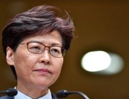 Leider Hongkong trekt controversiële uitleveringswet in