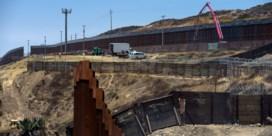 Pentagon deblokkeert 3,6 miljard dollar voor bouw van muur aan grens met Mexico