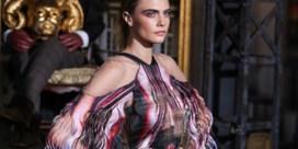 Cara Delevingne is bestbetaalde Britse model