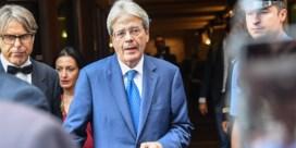 'Italië krijgt zware portfolio economie in Europese Commissie'