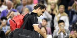 Federer laat New York treuren