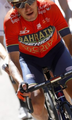 Domenico Pozzovivo breekt arm en been bij aanrijding op training