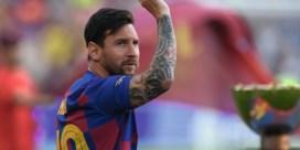 """Beroering in Spanje: """"Messi kan Barcelona volgende zomer transfervrij verlaten"""""""