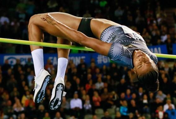 Nafi Thiam wordt derde in hoogspringen, ongenaakbare Lasitskene triomfeert
