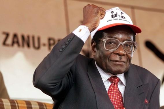 Robert Mugabe, de vrijheidsstrijder die Zimbabwe ruïneerde