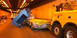 Kennedytunnel vrijgemaakt na ongeval, maar nog steeds hinder