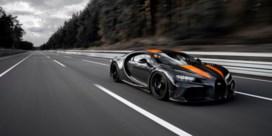 490 kilometer per uur: deze Bugatti breekt als eerste door mythische snelheidsgrens