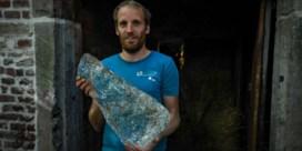 Na 8 maanden nog ijs in historische ijskelder in Heverlee