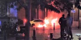 Uitgebrande politiewagen mogelijk wraakactie na arrestatie