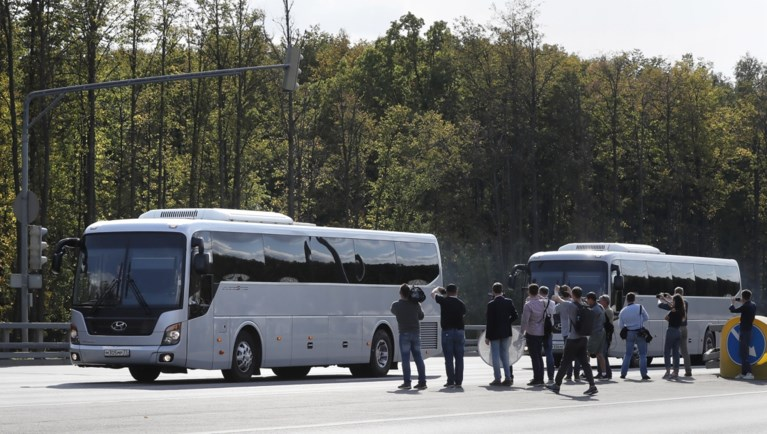 Rusland en Oekraïne wisselen gevangenen uit