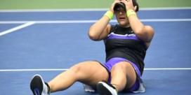 Youngster Bianca Andreescu wint US Open en laat Serena Williams verweesd achter: 6-3, 7-5