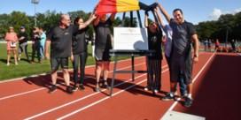 Vernieuwd atletiekstadion in Vilvoorde is klaar voor nationale wedstrijden