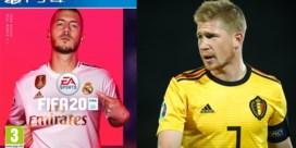 Voor het eerst twee Rode Duivels bij beste vijf voetballers ter wereld in FIFA 20