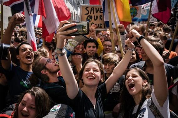 Youth for Climate roept leerkrachten op mee actie te voeren