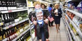 Britse supermarkten boos om 'hamsterplicht'