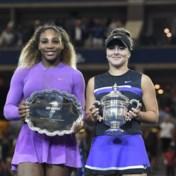 Serena Williams: 'Twintig jaar meedraaien in deze sport is niet gemakkelijk'